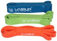 Odporová guma Liveup oranžová
