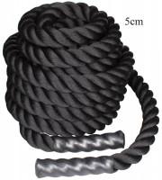 Ostatní Tréninkové lano na cvičení 15m