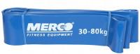 Merco Force Band posilovací guma 208x6,4cm modrá