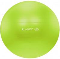 Gymnastický míč Lifefit 65 cm - bordó