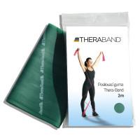 Posilovací guma TheraBand 2m zelená