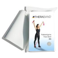 Posilovací guma TheraBand 2m stříbrná