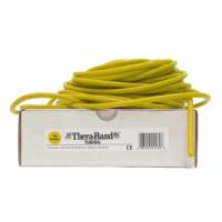 Guma na cvičení TheraBand Tubing 30,5m žlutá