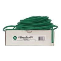 Guma na cvičení TheraBand Tubing 30,5m zelená
