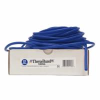 Guma na cvičení TheraBand Tubing 30,5m modrá