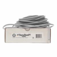 Guma na cvičení TheraBand Tubing 30,5m stříbrná
