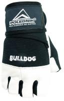 Fitness rukavice Polednik Bulldog černé - L