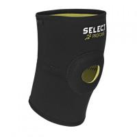 Ortéza na koleno Select s otvorem pro patellu 6201 - XXL