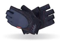 Dámské fitness rukavice Madmax Jubilee Swarovski - L