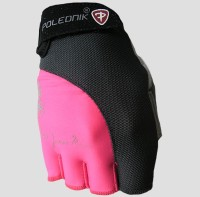 Dámské fitness rukavice Polednik Lady Newrůžové - M