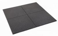 Attack Sportovní podlaha 30mm, 1x1m - černá - černá
