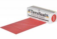 Posilovací guma TheraBand 5,5m červená