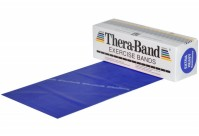 Posilovací guma TheraBand 5,5m modrá