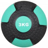 Ostatní Medicinální míč gumový 3kg