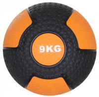 Ostatní Medicinální míč gumový 9kg
