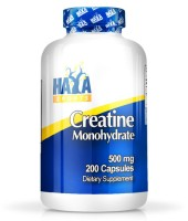 Haya Labs Sports Creatine Monohydrate 500mg 200 kapslí