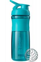 Blender Bottle SportMixer 820 ml Modro zelená