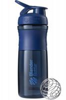 Blender Bottle SportMixer 820 ml Modrá