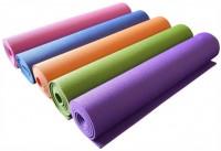 Power System Podložka Na Jogu Yoga Mat Růžová