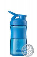 Blender Bottle SportMixer 590ml Tyrkysová