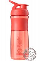 Blender Bottle SportMixer 820 ml Oranžová