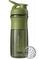Blender Bottle SportMixer 820 ml Zelená