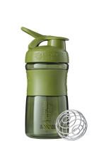 Blender Bottle SportMixer 590 ml Zelená