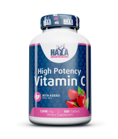 Haya Labs Vitamin C 1000 mg with Rose Hips 100CT
