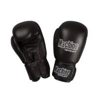 Boxerské rukavice Machine Retro kůže - hnědé