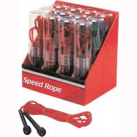 Nylonové švihadlo SPARTAN - SPEED ROPE