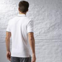 Pánské tričko Reebok EL TIPPED PIQUE POLO VERS AJ3085