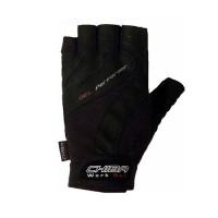 Fitness rukavice CHIBA Performer - černé