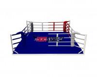 Tréninkový ring SUPREME 5 x 5m - 4 lana