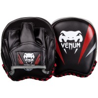 Lapy Venum ELITE MINI PUNCH MITTS - černé