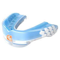 Shock Doctor Gel Max Power - chránič zubů Trans Blue