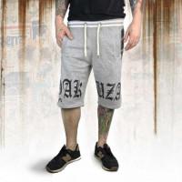 Pánské šortky Yakuza ATHLETIC SSB 12047 - šedé