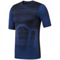 Pánské kompresní tričko Reebok AC Activchill Comp - modré