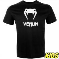 Dětské Triko VENUM CLASSIC - černé