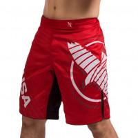 MMA Šortky Hayabusa CHIKARA 4 - červené