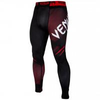 Kompresní legíny Venum NOGI 2.0 - černo/červené