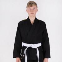 TATAMI Dětské kimono NOVA Absolute GI - černé