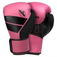 Hayabusa Boxerské rukavice S4 - růžové