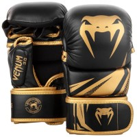 MMA Sparring rukavice VENUM CHALLENGER 3.0 - černo/zlaté