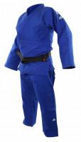 ADIDAS Kimono judo IJF CHAMPION II Slim FIT  - modré