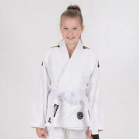TATAMI Dětské kimono NOVA Absolute GI - bílé