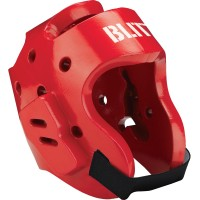BLITZ Přilba Dipped Foam Head Guard - Červená
