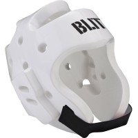 BLITZ Přilba Dipped Foam Head Guard - Bílá