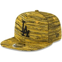 Kšiltovka New Era Engineered Fit Los Angeles Dodgers 9FIFTY Yellow/Black