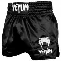 Thai trenýrky VENUM CLASSIC - černé