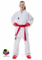 Kimono karate Tokaido KUMITE MASTER JUNIOR WKF - bílé